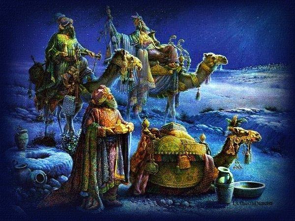 Il lungo viaggio dei re magi - Cosa portano i re magi ...